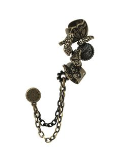 Disney Cinderella Butterfly Cuff Earring | Hot Topic
