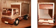 Wooden Toy Car Plans | Toys and Joys detailed plans for making wooden toy lorries, cars ...