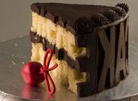 "Crazy Beautiful Cakes | ""A Piece of Cake"" Cake, Alphabet Cookies, Animal Alphabet Cookies"