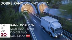 Expresní doručení zásilek v Rakousku ještě expresnější … a ještě flexibilnější!