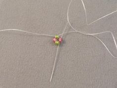 Single Needle Right Angle Weave Tutorial: Get Into Position to Add the Next Unit