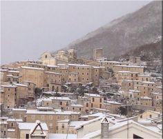 San Donato Val di #Comino (FR) #Lazio #Italy  #VallediComino