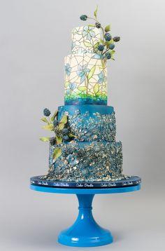 Blue Wedding - Satin Ice