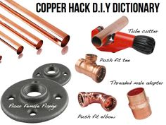 Copper Tube DIY Inspiration & Tutorials