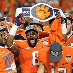 Clemson football: Tigers playing for a title, and for history... #Clemsonfootball: Clemson football: Tigers playing for a… #Clemsonfootball