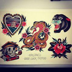 kirk jones tattoo - Google Search
