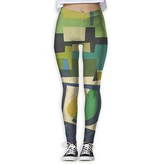 c951a9d48ee8f Doppyee New Mix Pattern Printing Design Compression Leggings Pants Tights  For Women S-XL