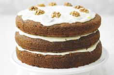 Lorraine Pascale's big fat carrot cake recipe - goodtoknow