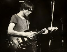Tom Verlaine of Television, circa 1977 Tom Verlaine, Journey Band, Downtown New York, Into The Fire, Alternative Music, Post Punk, Best Player, Pop Rocks, Along The Way