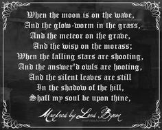 Lord Byron | Curl up and get lost in a book | Pinterest | Lord ...