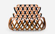 Aria, chaise longue desenhada por Antonio Rodriguez para La Cividina. Semana de Milão.