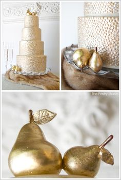 The eighth cake in our series comes to us from Sherri Meyers and her team at The Pastry Studio Pear Drawing, Christmas Love, Xmas, Magnolia Gardens, Wedding Styles, Wedding Ideas, Pear Cake, Cake Blog, Creative Cakes