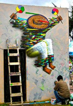 Mexico artista : SPAIK