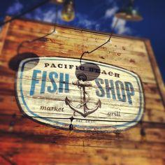 Pacific Beach Fish Shop in San Diego, CA