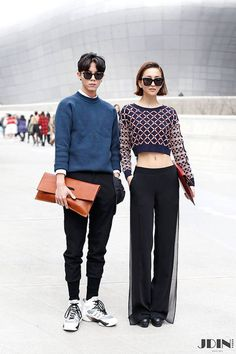Seoul Fashion Week Street Fashion