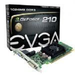 NEW GEFORCE 210 PCIE 2.0 1024MBDDR3 DVI VGA HDMI - 01G-P3-1312-LR by Generic. $57.50. EVGA Model 01G-P3-1312-LR Chipset Manufacturer NVIDIA GPU GeForce 210 Interface PCI Express 2.0 x16 Memory Size 1GB Cache DDR3 Memory Interface 64-bit DirectX DirectX 10.1 HDMI 1 x HDMI DVI 1 x DVI D-SUB 1 x D-SUB Max Resolution 2560 x 1600 SLI Support No Dual-Link DVI Supported Yes HDCP Ready Yes Card Dimensions 6.23'x 2.71' Form Factor Low Profile Capable; Low Profile Bracket Optional.