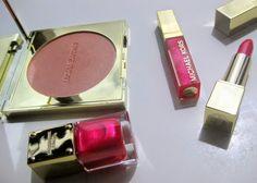 Strawberry Blonde Beauty Blog: Michael Kors Make-up