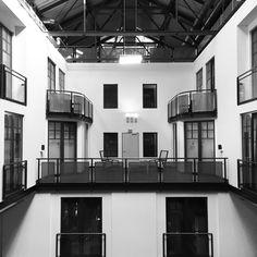 Vom Gaswerk zum Gastwerk - wunderschöne, moderne Architektur im historischen Industriebau.