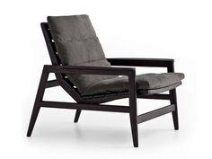 IPANEMA Fabric armchair by Poliform design Jean-Marie Massaud