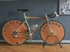 Colnago vintage by VSB Vintage Speed Bicycles, via Flickr