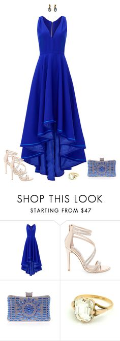 """""""Untitled #730"""" by mandyjeanb87 on Polyvore featuring Allison Parris and Steve Madden"""