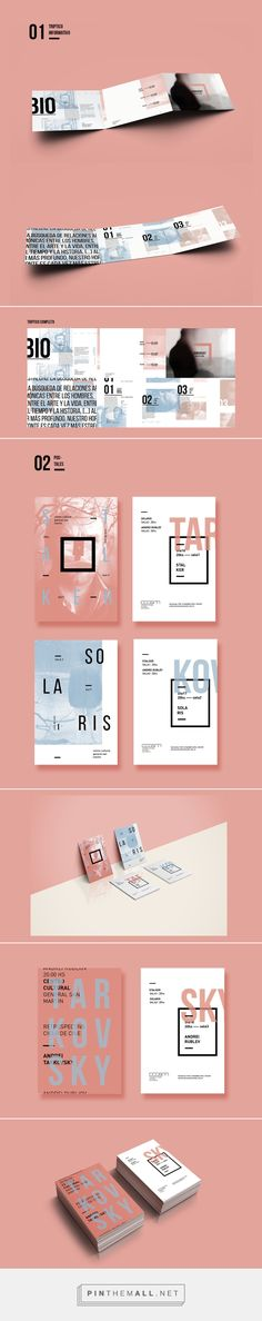 Ciclo de Cine Film Series Branding by Nahuel Mercado | Fivestar Branding Agency – Design and Branding Agency & Inspiration Gallery
