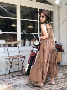「秋まで着られる服」が狙い目♡LOCARI STOREザ・バーゲン2019の目玉アイテム - LOCARI(ロカリ) How To Wear, Dresses, Fashion, Vestidos, Moda, Fashion Styles, Dress, Fashion Illustrations, Gown