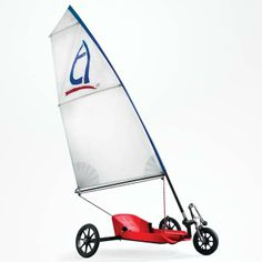 The Land Sailor, $899.95 #rides