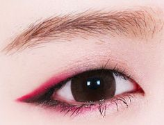 Change things up and try a colorful eyeliner instead.