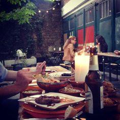 MANUELA I Rathenauviertel I Mozartstraße 9, 50674 Köln I Restaurant mit Außenbereich im Hinterhof I Tapas frisch vom Buffet I spanisch