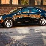 Cadillac CTS Sedán 2011