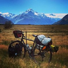 What I would much much rather be doing!!!  For the love of bicycle touring!!
