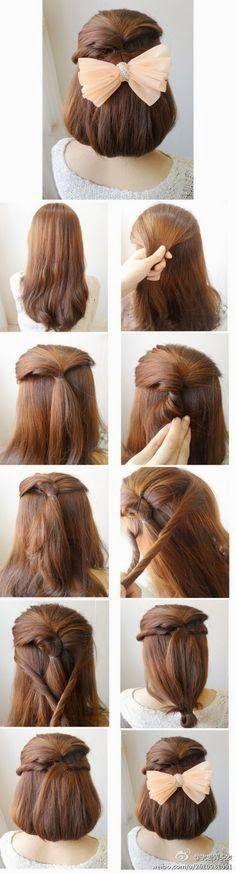 Pinterest Hair Tutorial