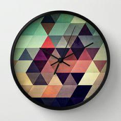 tryypyzoyd Wall Clock