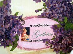 Lata de Galletas - Cookies Can