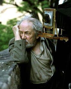 Josef Sudek autoportrait