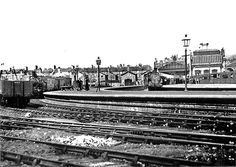 Disused Stations: Morecambe Euston Road Station Morecambe, Disused Stations, Lancaster, Old Pictures, Paris Skyline, Louvre, England, Trains, Photographs