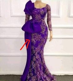 Nigerian Lace Styles Dress, Lace Gown Styles, African Lace Styles, Best African Dress Designs, Aso Ebi Lace Styles, Latest African Fashion Dresses, African Dresses For Women, African Attire, Lace Styles For Wedding