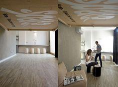 bett an die decke aufhängen platzsparende idee designer renato ... - Platzsparend Bett Decke Hangen