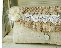 Rustic wedding bridesmaid gift rustic bridesmaid by BlossomInMay