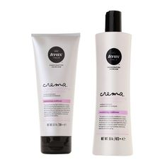 This award winning daily conditioner is simply the best hydrating hair treatment ever created -- guaranteed. Sulphate and paraben free original Crema revitalizes all hair types by reducing friziness, improving elasticity and detangling. This unique treatment offers pure moisturizing and conditioning for your stressed hair, creating healthy hair from the inside out.