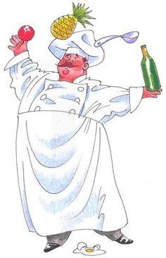 Chef Juggle (John Bardwell)