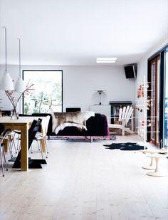 Dachwohnung Im Skandinavischen Stil Fotos - rockydurham.com -
