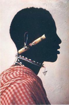 sandylamu:  Kenya, Photo Pete Turner