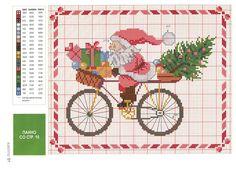 Riding Bike Santa                                                                                                                                                                                 More