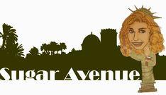 Sugar Avenue: Hamburguesas de calabacín Food And Drink, Sugar, Queso, Movie Posters, Chocolate Blanco, Coleslaw, Amor, Bakery Recipes, Food Crafts