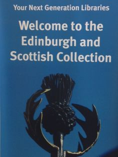 Edinburgh Central library