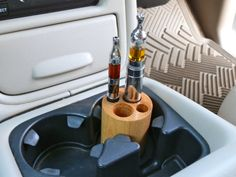 ECig Auto Car Cup Holder Vapor Stand for mod's ego by TheVaporHole