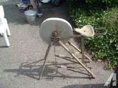 Antique Sharpening Grinding Wheel Cycle 100 Http Tippecanoe Craigslist Org Atq 4382276246