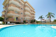 Check out this cozy and fully furnished 2 bedroom apartment in Alanya which is located in popular and family friendly Oba.